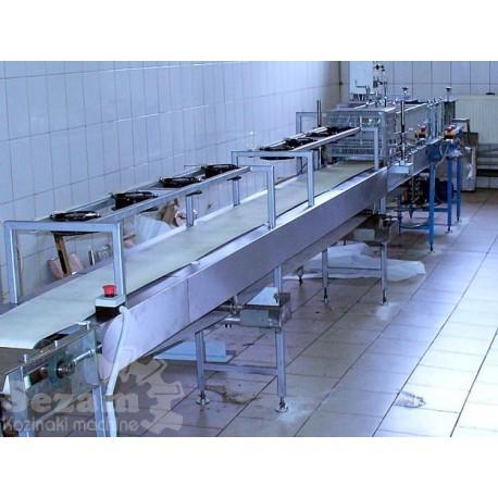 Формовочно охладительная резательная машина ФОРМ 240.7500