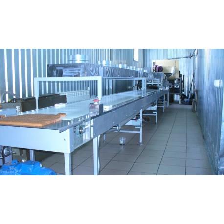 Формовочно охладительная резательная машина ФОРМ 370.7500