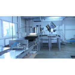 Формовочно-охладительная резательная машина ФОРМ 550.10500
