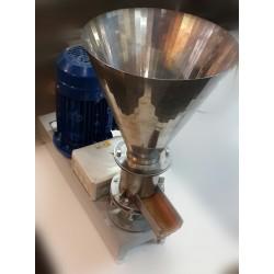 Коллоидная мельница (гомогенизатор) для приготовления арахисовой пасты
