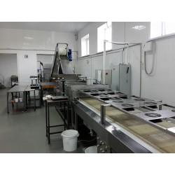 Линия для производства брикетов халвы