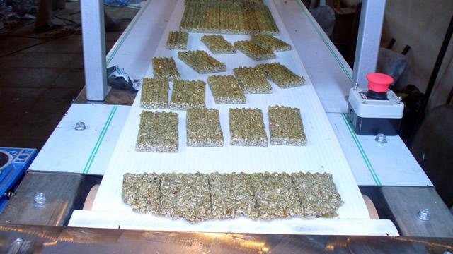 Козинак из семян подсолнечника Кондитерская механика