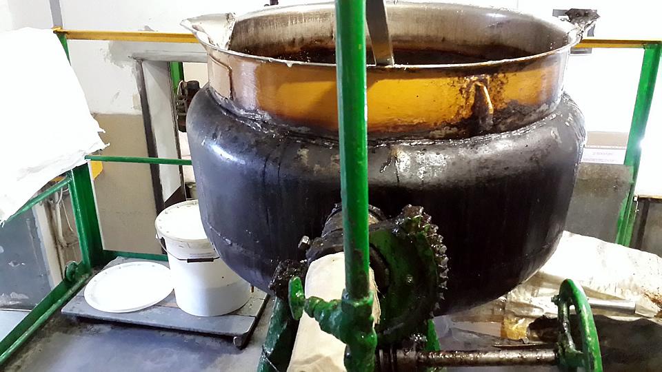 Проекты ТМ Sezam777 :: Реставрация паровых варочных котлов на кондитерском предприятии